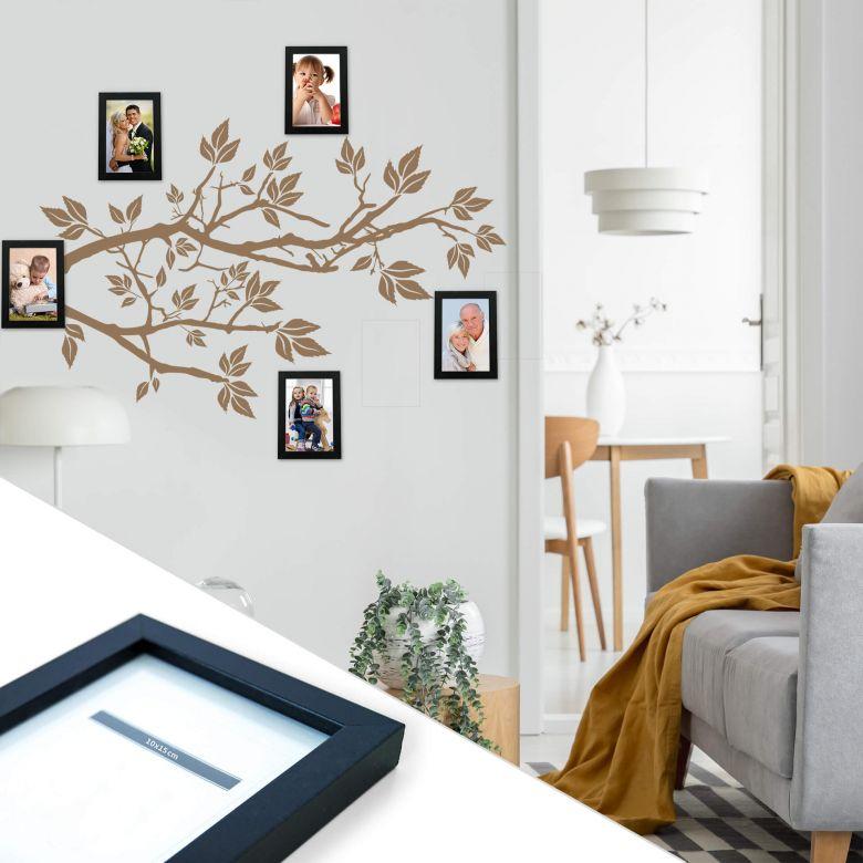 Branch incl. 5 Photo Frames Wall sticker