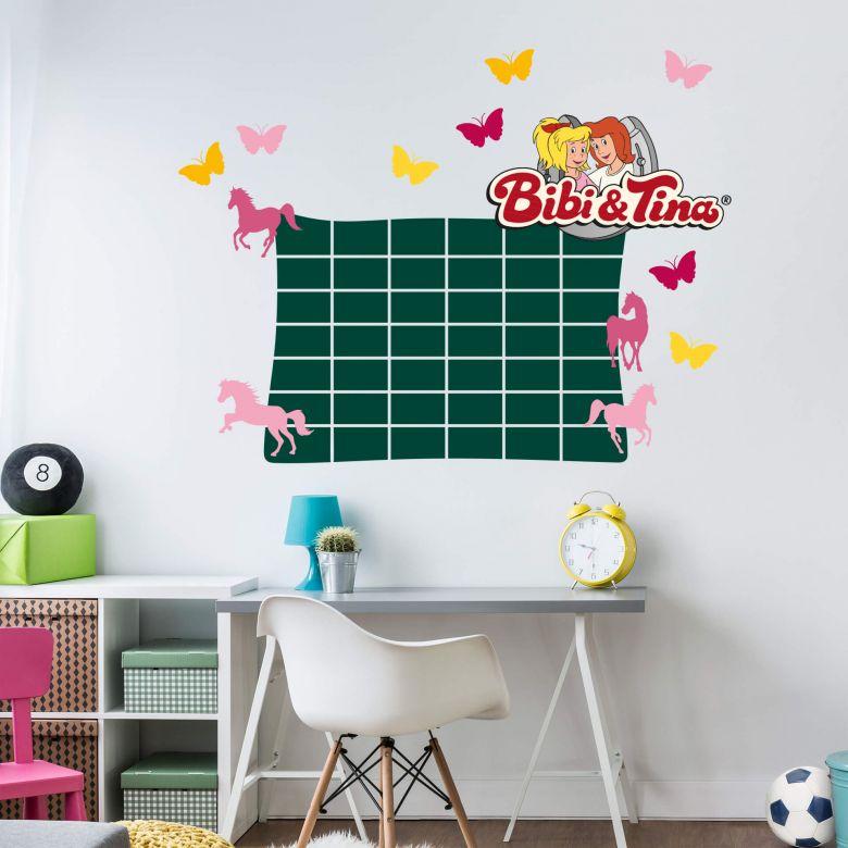 Bibi&Tina Stundenplan