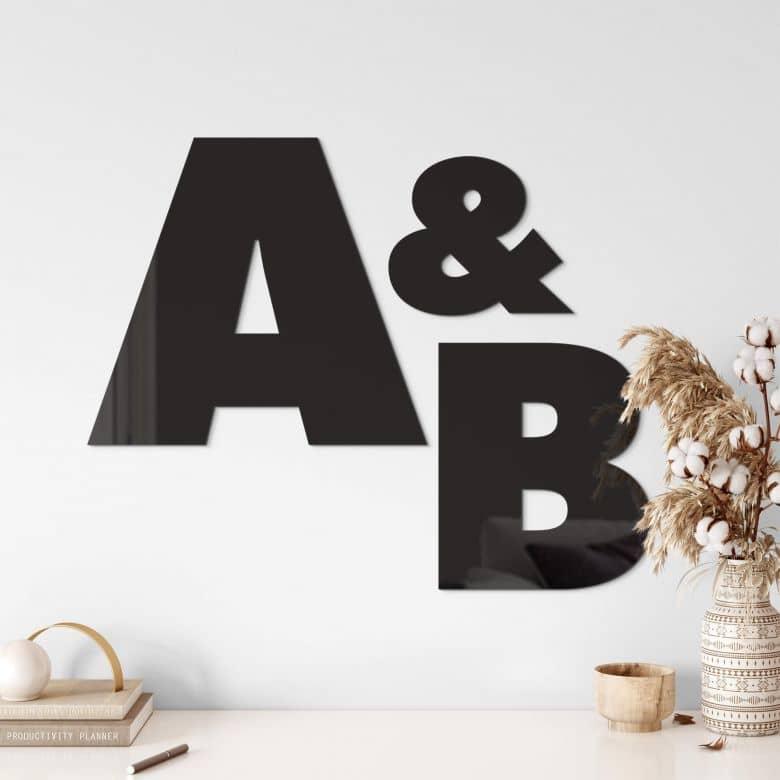 Acrylic letters – Futura