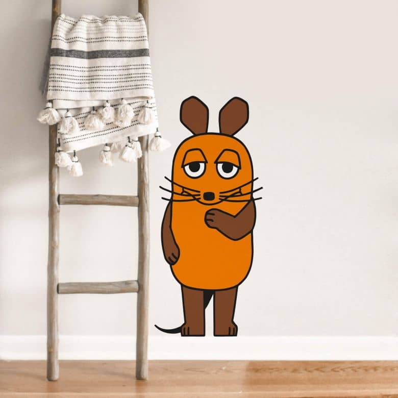 The Mouse - Wall Sticker