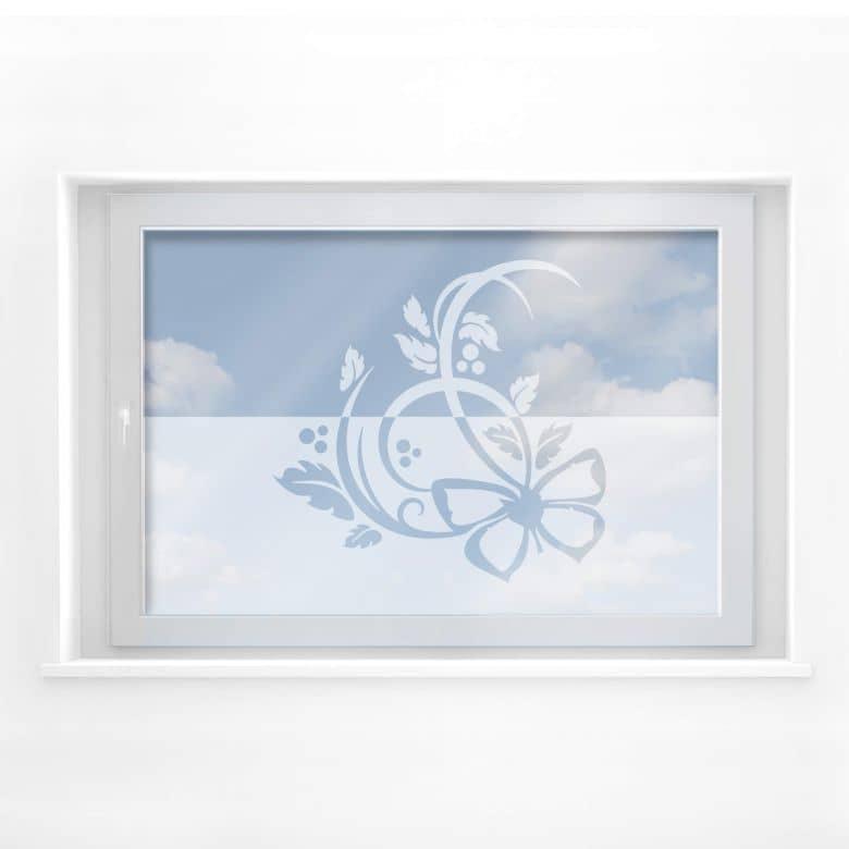 Fensterdekor Lucie