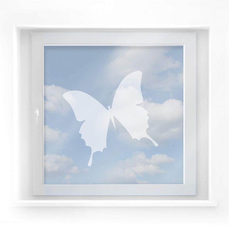 Fensterdekor Schmetterling