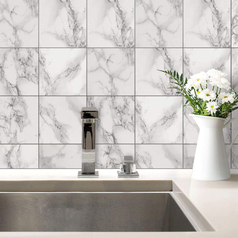 adesivi per piastrelle marmo wall On adesivi piastrelle