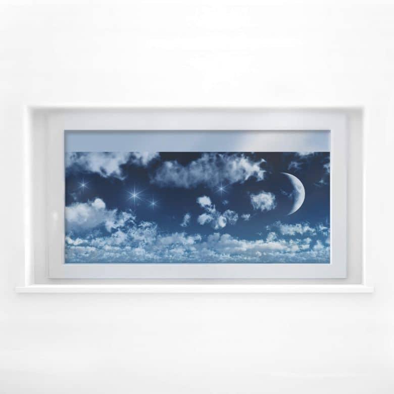 Fensterbild Traumland