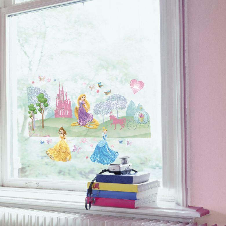Fenstersticker Princess von Disney | wall-art.de