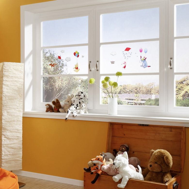 Fenstersticker Winnie Puuh