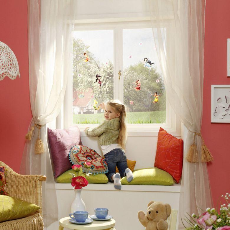 Fenstersticker Disney Fairies