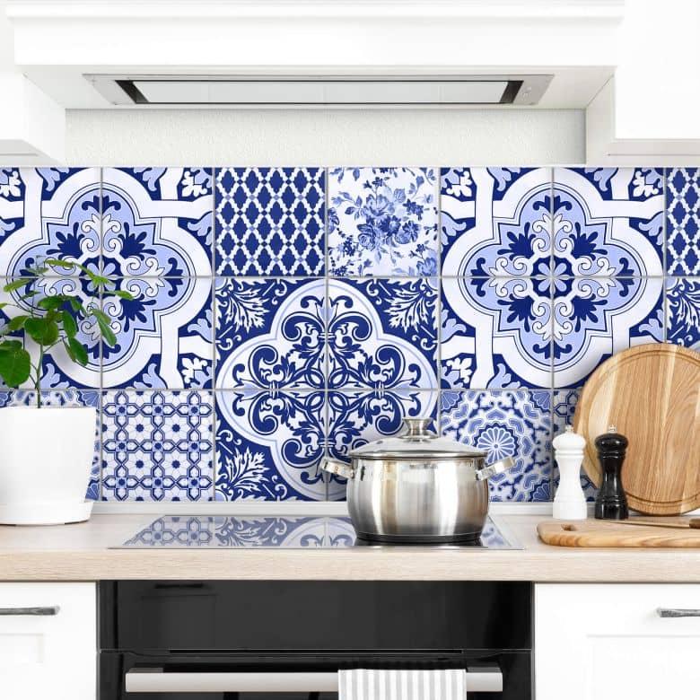 Tile stickers Portuguese tiles