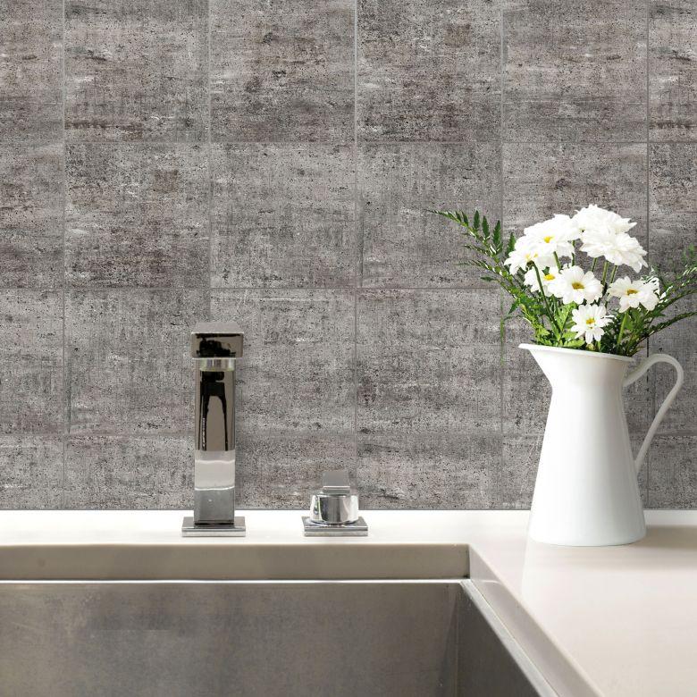 Oxid Eshop 5 Fliesenaufkleber Beton Purchase Online