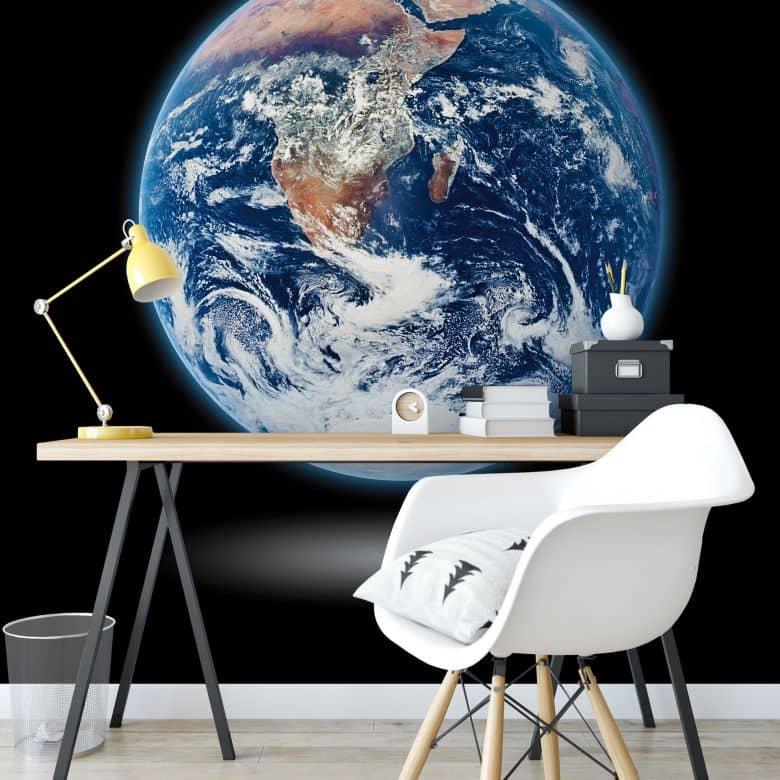 Fototapete Earth 1 - 240x260 cm