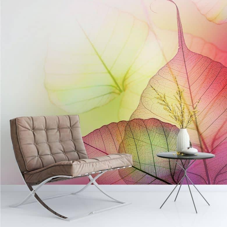 Pink Design - Photo Wallpaper