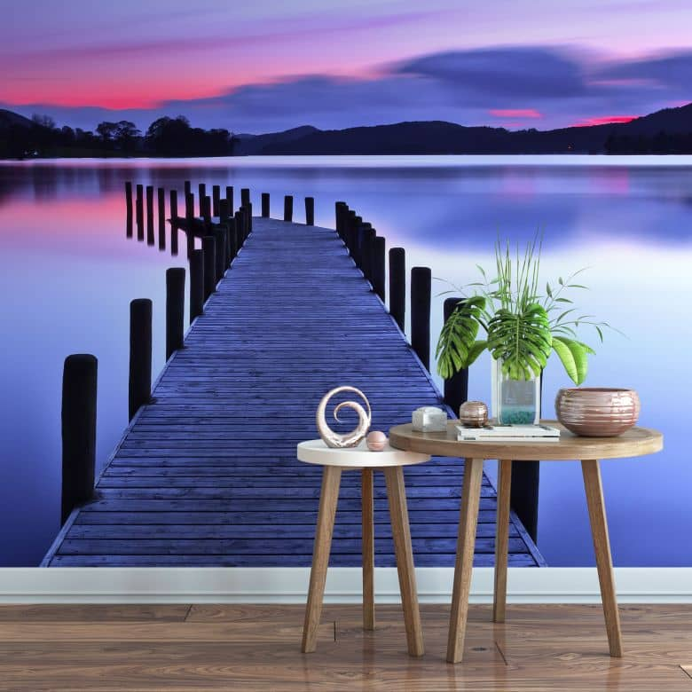 Sea Panorama - Photo Wallpaper