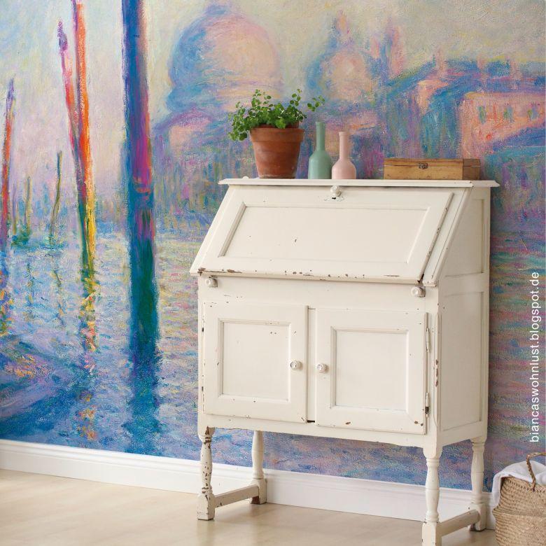 Fototapete Monet - Venedig