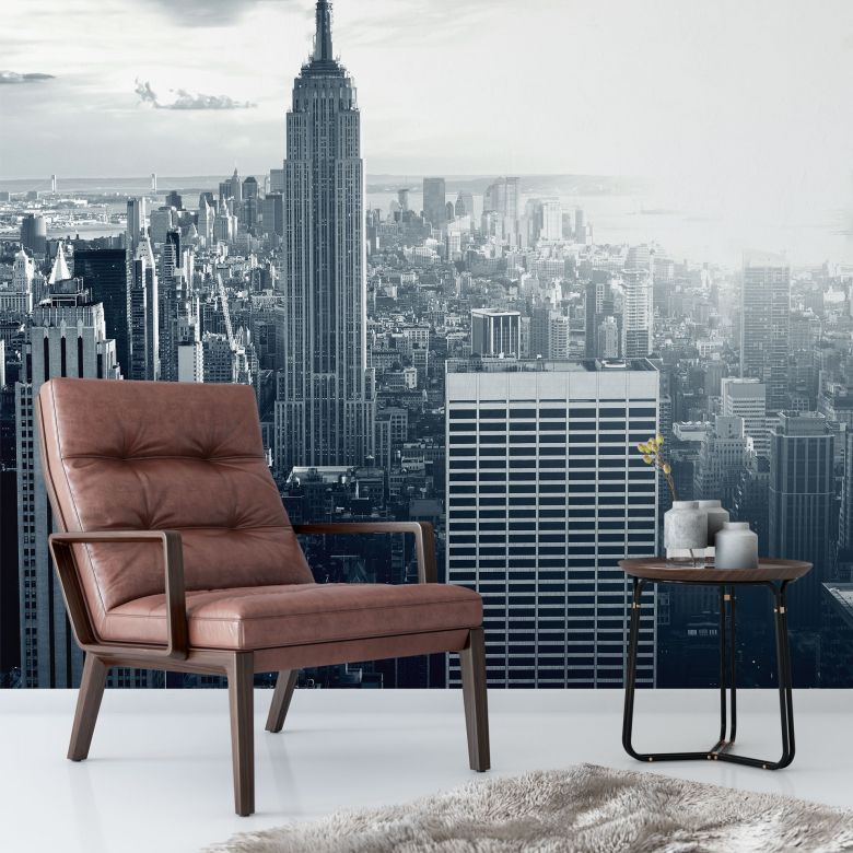 Fototapete The Empire State Building - 240x260 cm