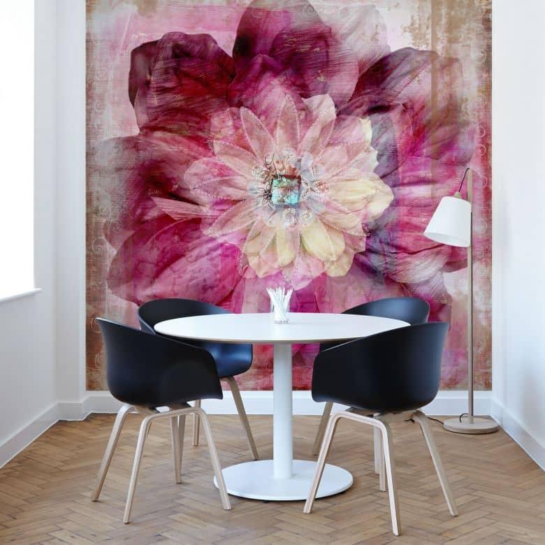 Pink Peony - Photo Wallpaper