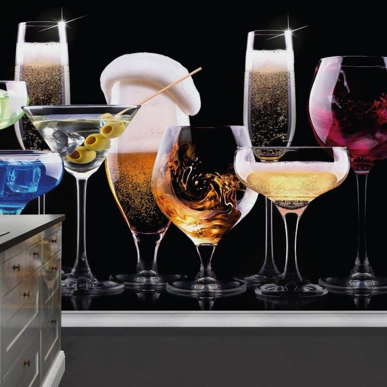 Fototapete Cocktail Feeling