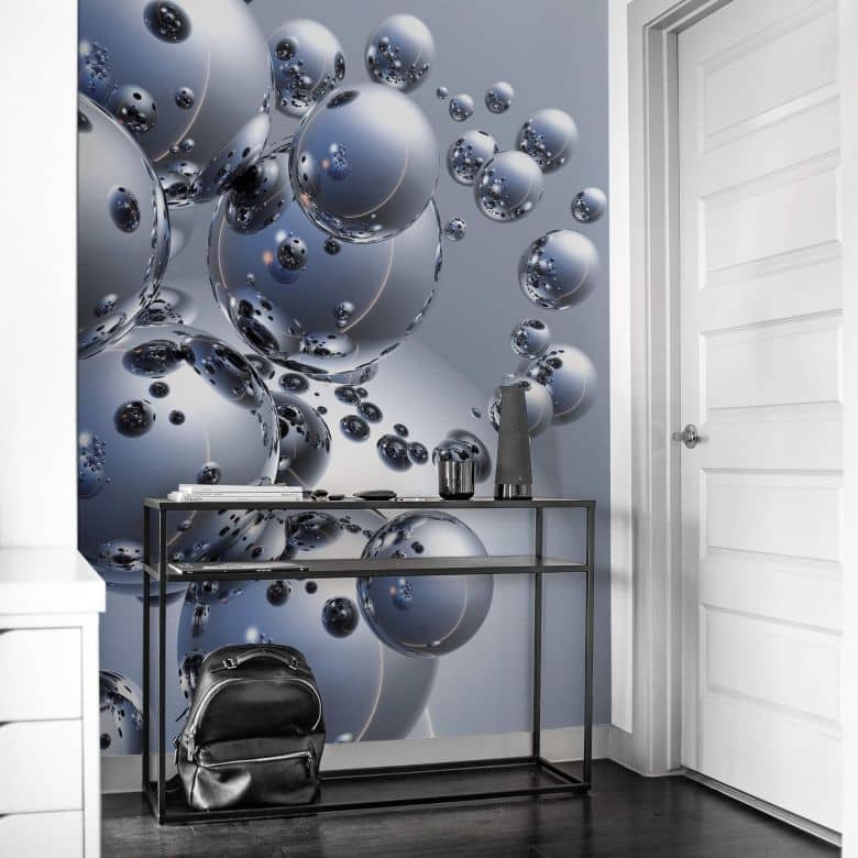 Silver Bullets - Photo Wallpaper