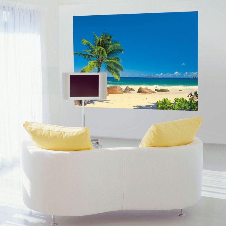 Papier peint photo - papier -Seychelles