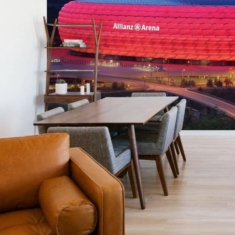 Photo Wallpaper Bayern Munich Allianz Arena