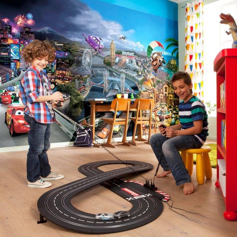 Fotomurale in carta -Disney Cars world