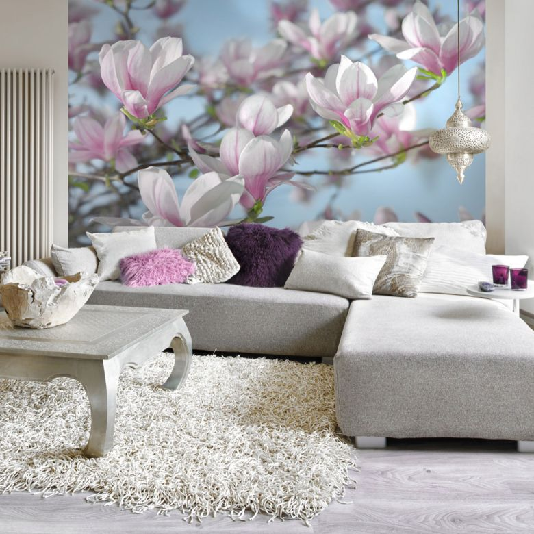 Fototapete Magnolia