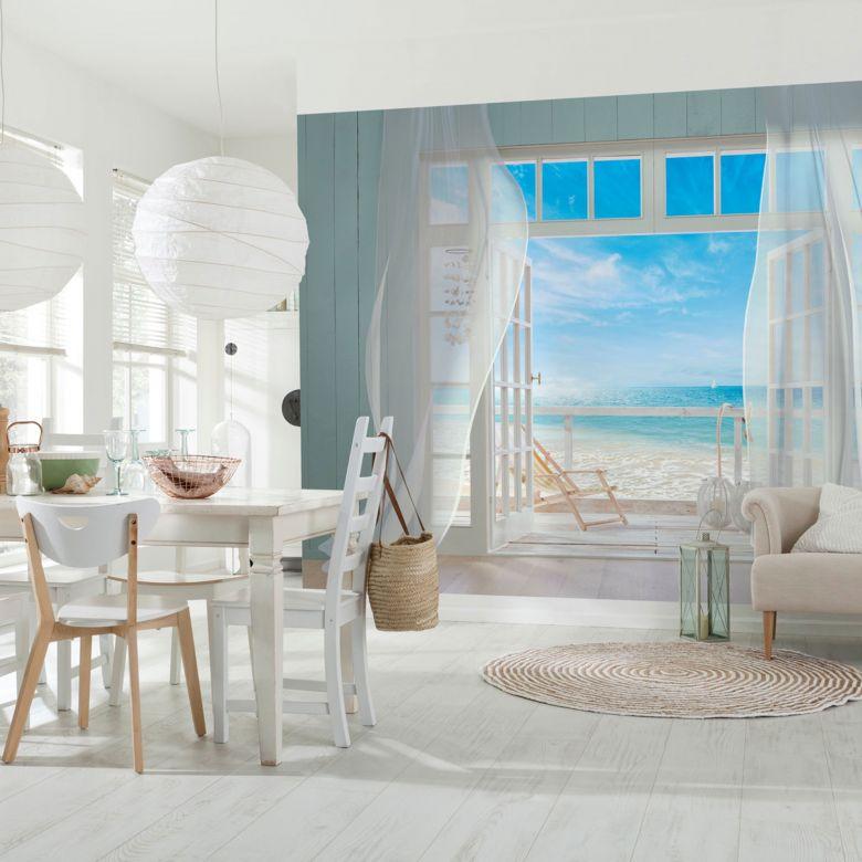 Papier peint photo - papier - Malibu