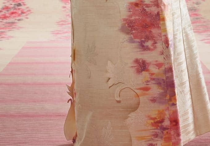 A.S. Création Mustertapete Tapete Garden of Eden Violett