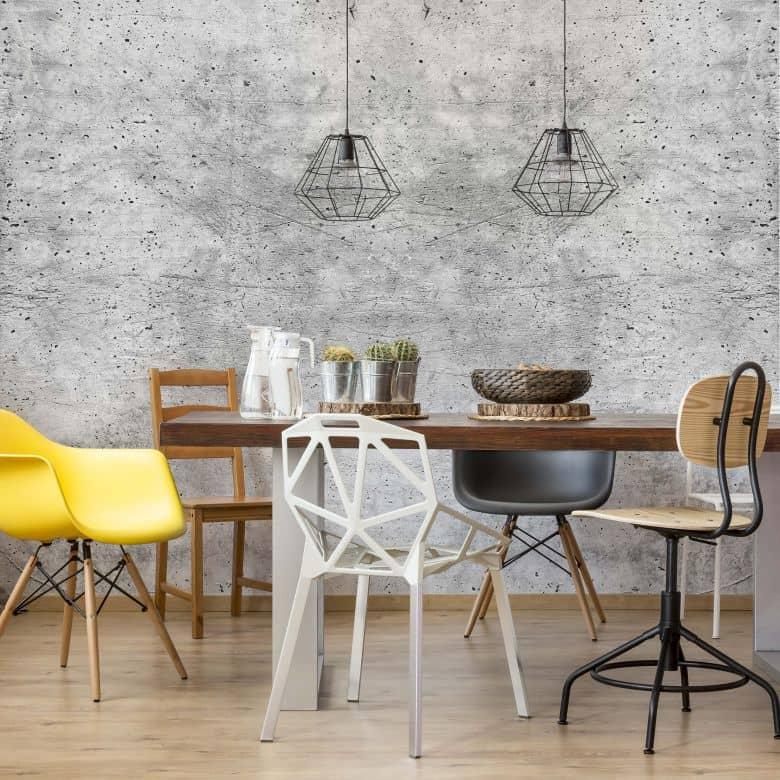 Photo wallpaper Concrete