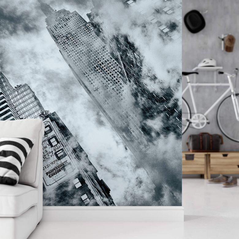 Fototapete Bravin - Die Straßen von NYC - 144x260 cm