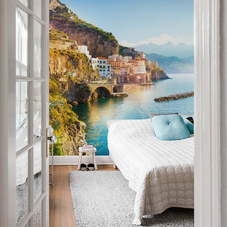Fototapete Campania in Italien