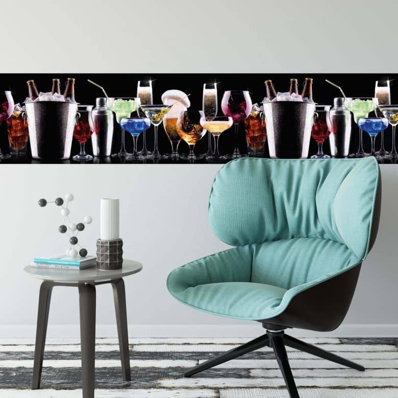 Fototapete Cocktail Feeling - Panorama