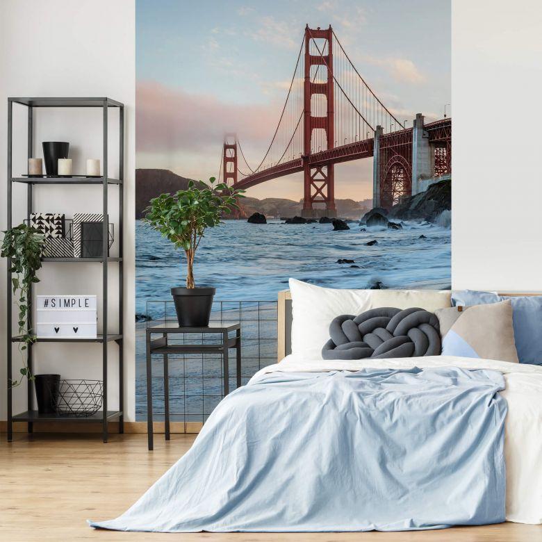 Fototapete Colombo - Golden Gate Bridge