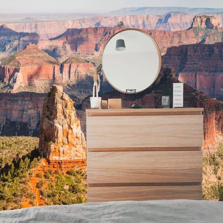 Fototapete Colombo - Point Imperial im Grand Canyon