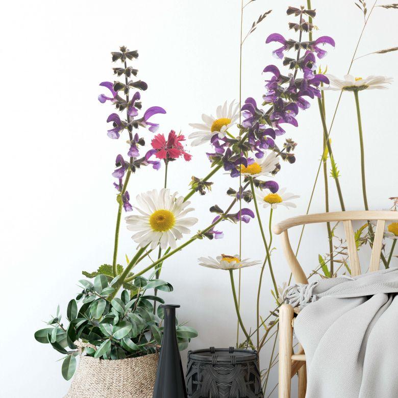 Fotobehang Tan Kadam - Flora Marguerite