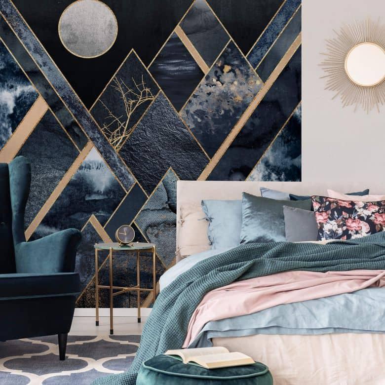 Photo Wallpaper Fredriksson - Night Sky
