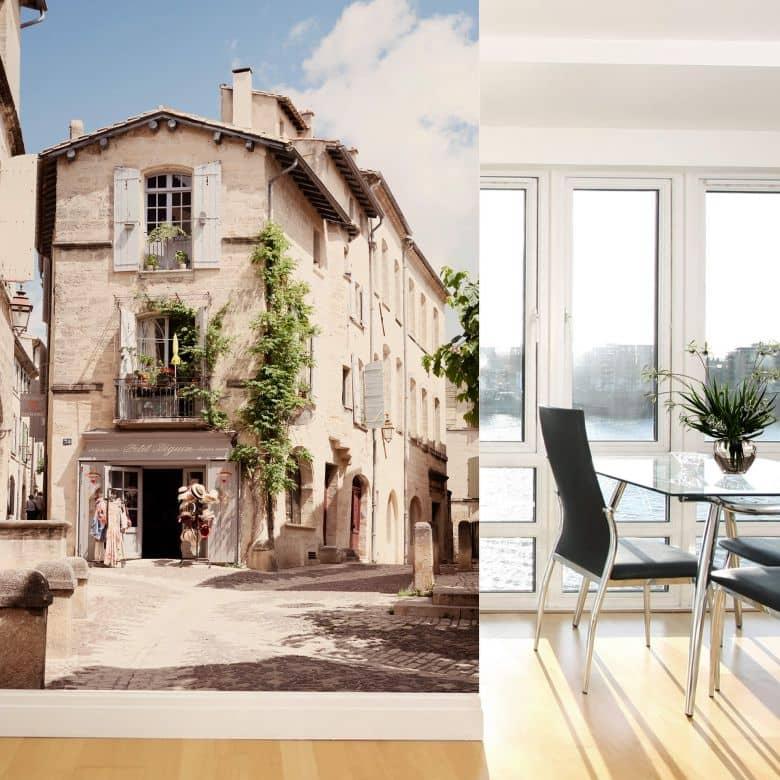 Fototapete Hugonnard - In der französischen Provence