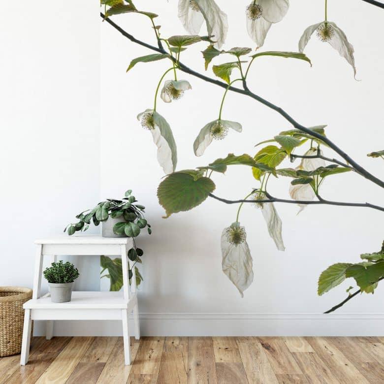 Photo Wallpaper Kadam - Dove Tree