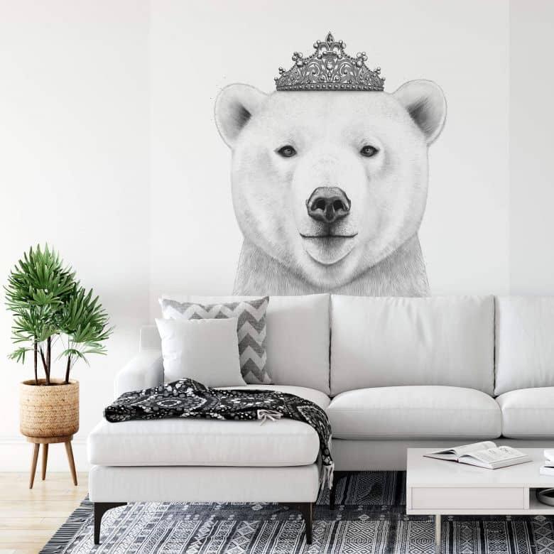 Fototapete Korenkova - Queen Bear