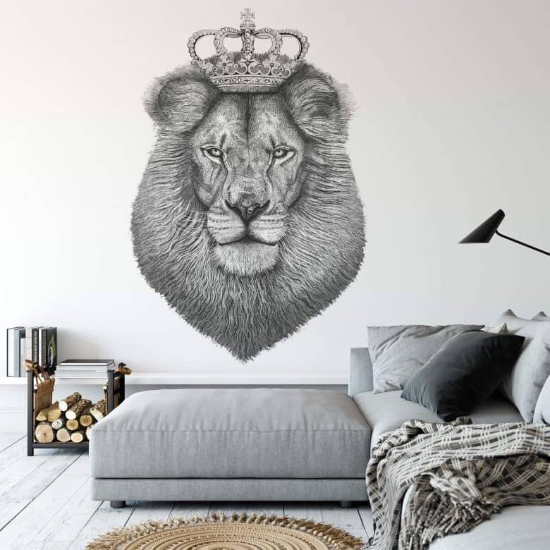 Fototapete Korenkova - The Lion King