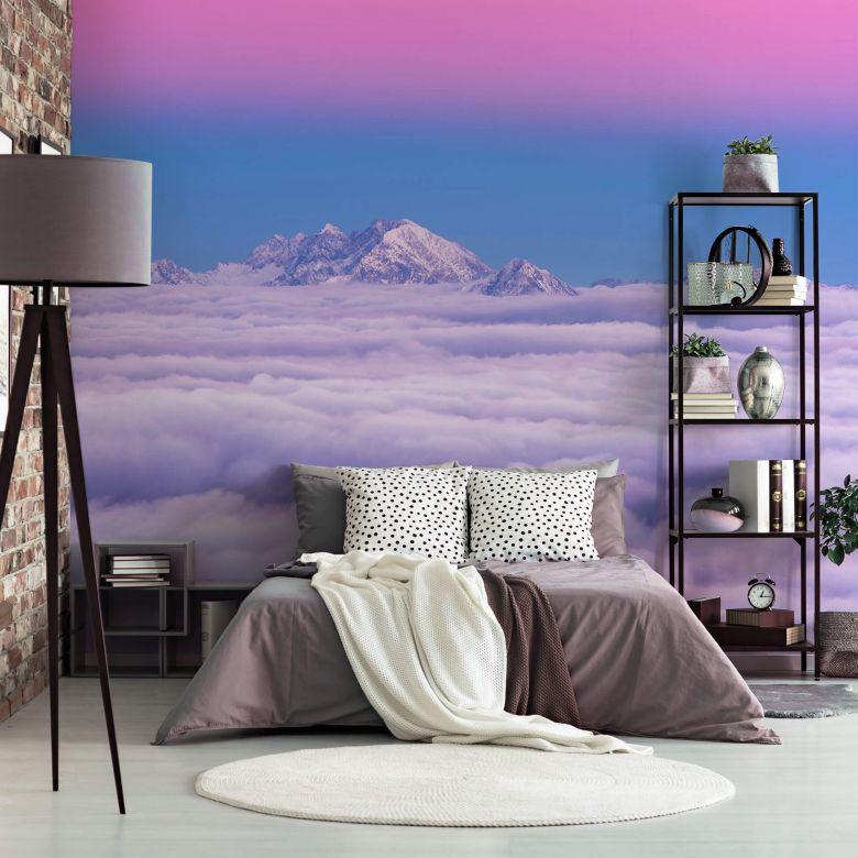 Fototapete Krivec - Pink in the sky