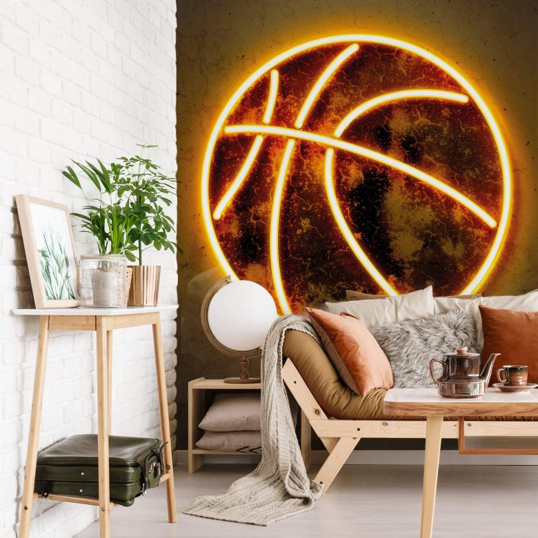 Fototapete Mielu - Basketball