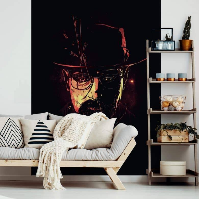 Fototapete Nicebleed - Heisenberg