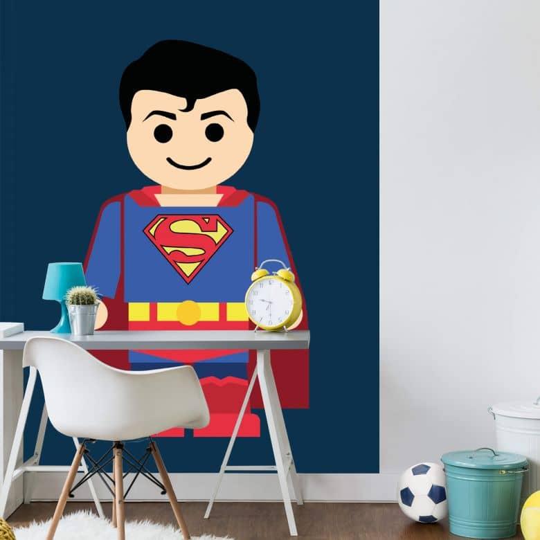 Fototapete Gomes - Superman Spielzeug