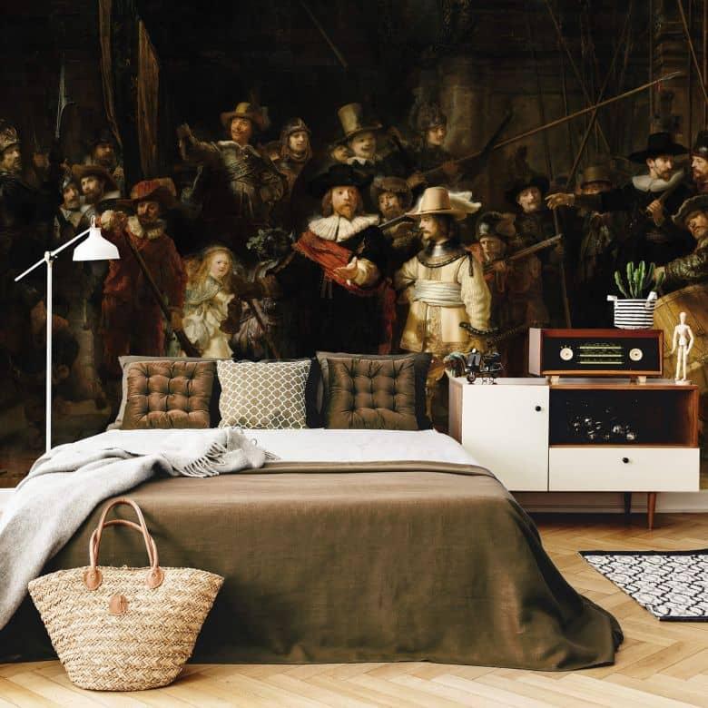 Fototapete Rembrandt - Die Nachtwache