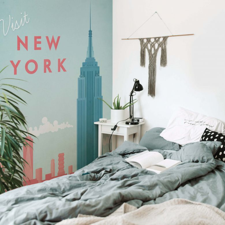Fototapete Rivers - New York