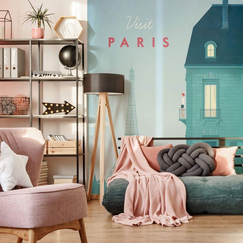 Fototapete Rivers - Paris