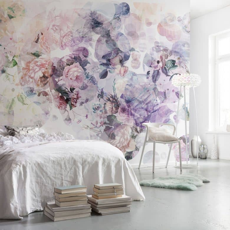 komar fototapete vliestapete wish xxl4 060 wall. Black Bedroom Furniture Sets. Home Design Ideas