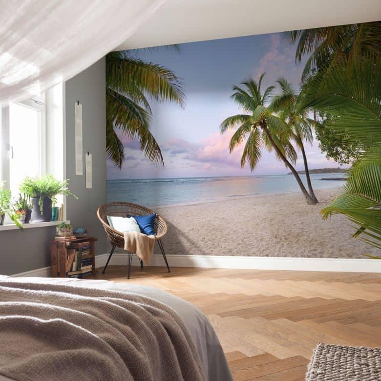 Papier peint photo - intissé - Paradise Morning