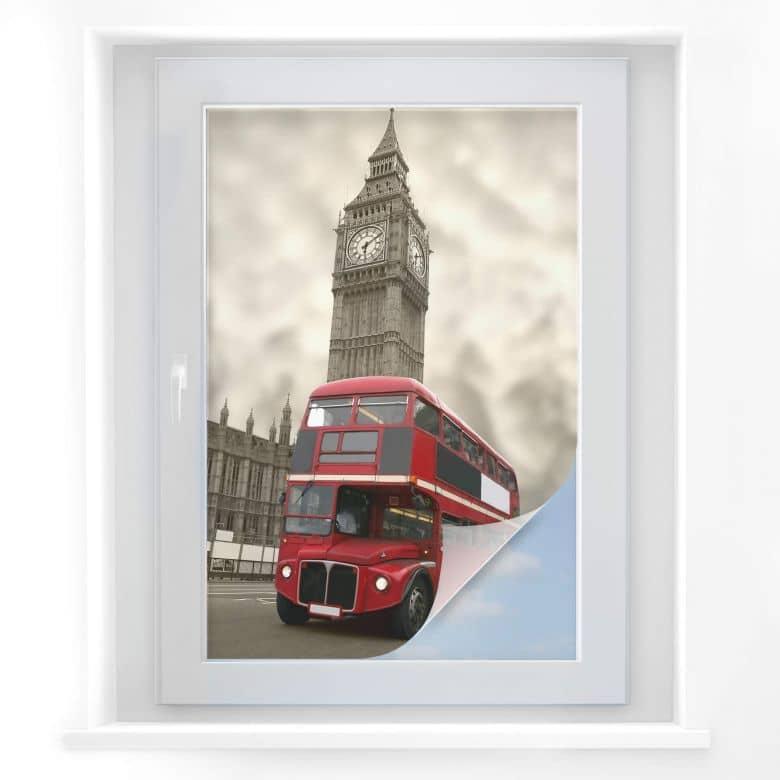 Sichtschutzfolie Visit London
