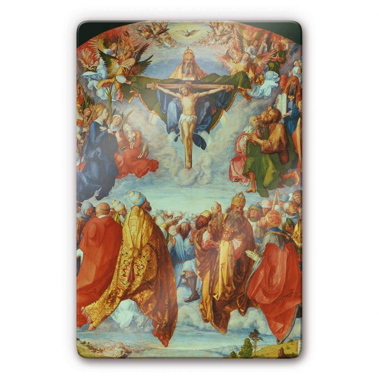 Glasschilderijen Dürer - Allerheiligen